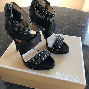 MICHAEL Michael Kors Studded Sandal BNIB Size 6